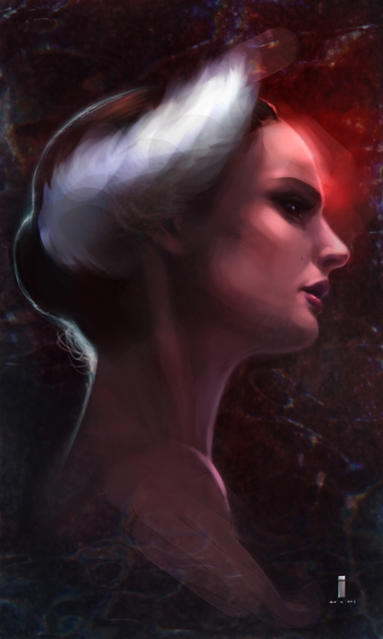 Natalie Portman by ivantao